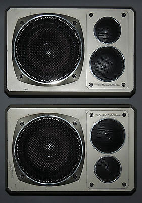 VINTAGE SPEAKERS - REALISTIC
