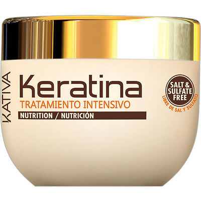 Kativa Keratina Tratamiento Intensivo Mask 250 ml / 8.45 fl.oz