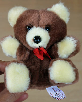 "Russ Berrie Old Fashioned Teddies Bears, 4"", #245, Mint, Circa 1979"