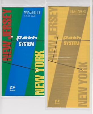 MINT  1998     PATH       Map - Guide - Timetable