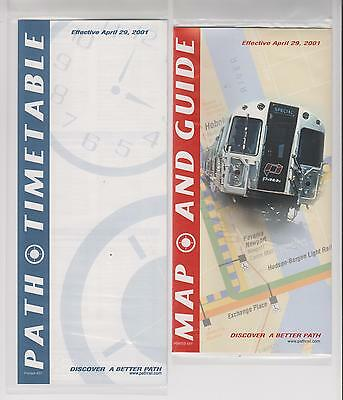MINT    2001     PATH       Map - Guide - Timetable