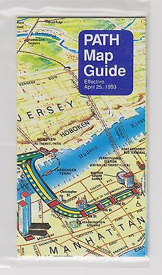 MINT     1993     PATH       Map - Guide - Timetable