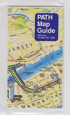 MINT     1995     PATH       Map - Guide - Timetable
