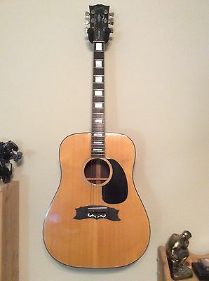 1977 Gibson Heritage Acoustic Guitar