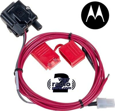 Motorola Rear Accessory Connector Cable HLN6863B XTL5000 XTL2500 APX6500 APX7500