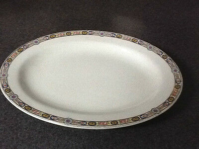 K T & T~~KNOWLES TAYLOR KNOWLES~~LARGE OVAL PLATTER~~10.5 X 14.5