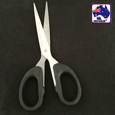 Craft Scissors Paper Cut Black Handle DIY Handmade Cutter TSCIS0601