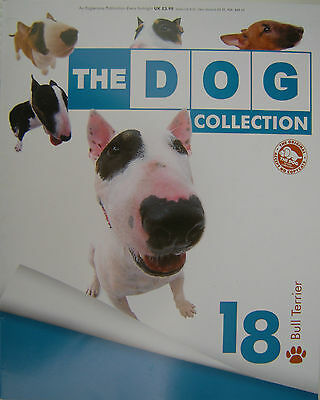 The DOG COLLECTION - Issue No.18, Bull Terrier, Magazine