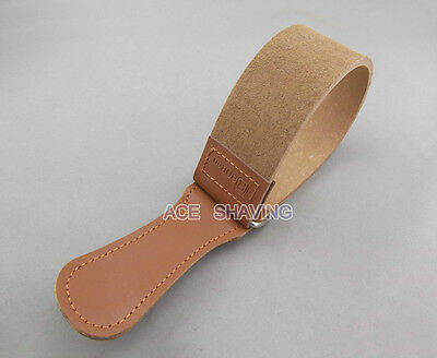 Leather strop for barber straight razor Sharpening salon tool FREE SHIPPING