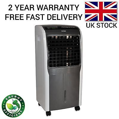 Futura 2 in 1 Mobile Air Cooler & Humidifier c/w Remote Cooling Tower Fan