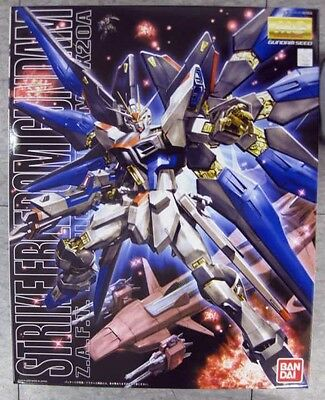 BANDAI 1/100 MG MASTER GRADE STRIKE FREEDOM GUNDAM ZGMF-X20A MODEL KIT