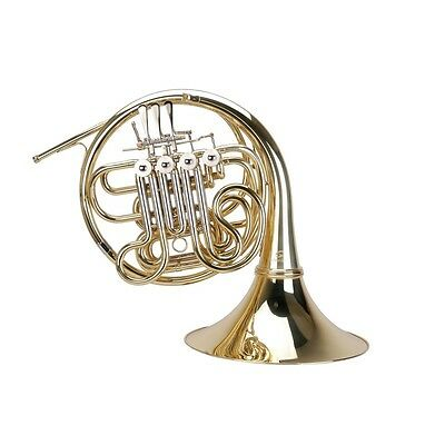SOUNDSATION SFH-FB4G F/Bb Double French Horn with 4 rotary valves