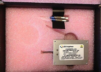 Jds Uniphase 2.5 Gb/s Dwdm Transmitter  Model: 57Tm-98N22  P/n: 21029973-122