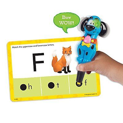 NEW Educational Insights Hot Dots Jr. Cards - The Alphabet