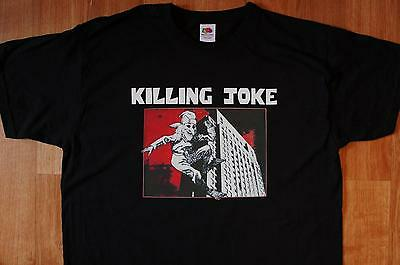 "T-Shirt du groupe KILLING JOKE ""Eighties"" (Neuf)"