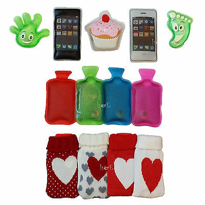 Reusable Gel Hand Warmer Heat Pack Glove Pads Skiing Camping Pocket Fillers Gift