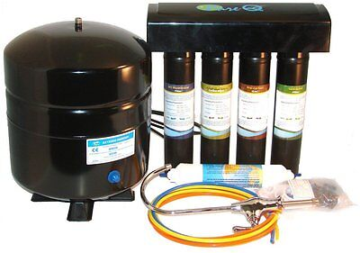 Pro-Q Reverse Osmosis Water System With Quick Change Filters - 50 Gpd