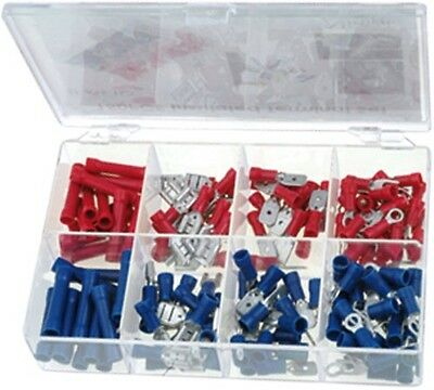 Car Audio Speakers stereo Wiring spade connectors Terminals Assorted Box Of 150