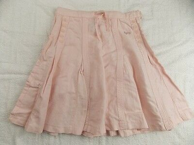 8y MEXX pretty girls pink designer panel skirt - suit any season & occasion