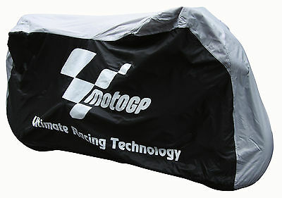 MOTOGP INDOOR DUST COVER - LARGE 600-1000cc - Motorcycle Bike Dust Cover
