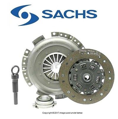 NEW Porsche 912 65-69 Clutch Kit Disc Pressure Plate Release Bearing OEM Sachs