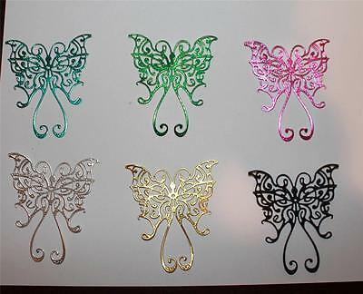 cheery lynn small fairy butterfly cardstock die cuts