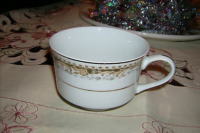 SIGNATURE COLLECTION SELECT FINE CHINA OF JAPAN QUEEN ANNE COFFEE CUP