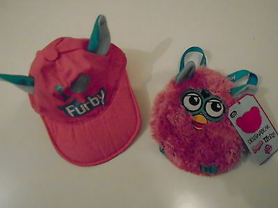 New Designabear Furby Hat And Bag Set Design A Bear Chad Valley Or Similar Bear.