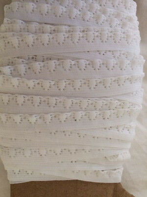 Elastic Heart Lace Trim 8 Cents Yd 3 8 In Width 20