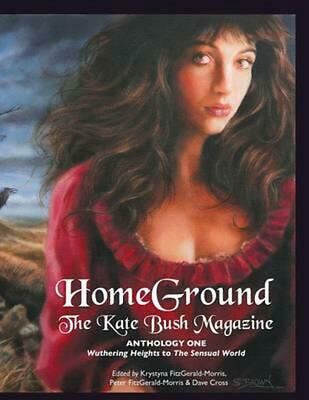 Homeground: The Kate Bush Magazine: Anthology One: 'Wuthering Heights' to 'The S