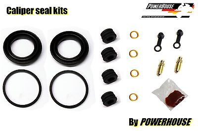 Kawasaki KZ 750 E1 H1 H2 Ltd 80-81 front brake caliper seal repair kit 1980 1981