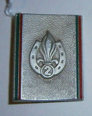 BADGE 2011 VERSION FRENCH FOREIGN LEGION 4 RE C.I.C
