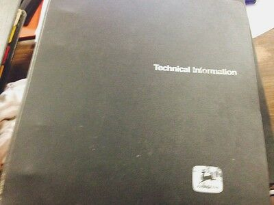 *RARE and Complete 1977 John Deere 2040 Repair Manual