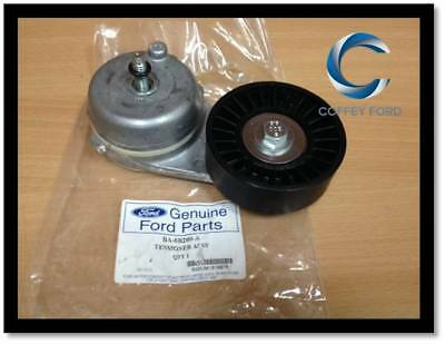 Genuine Ford Falcon / Territory Drive Belt Tensioner & Pulley. BA/BF/FG SX/SY/SZ