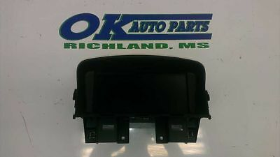 2013 Chevrolet Cruze Touch Screen/display 22851302