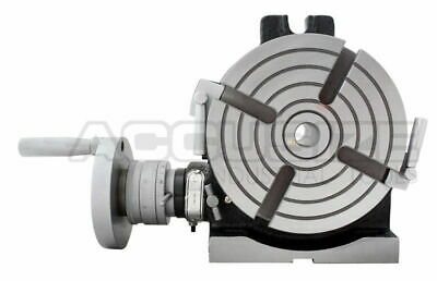 6'' Horizontal/Vertical Precision Rotary Table, #5817-4006
