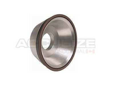 "5"" D11V9 Diamond Flaring Cup Wheel Grinding Wheels, #EC81-0999"