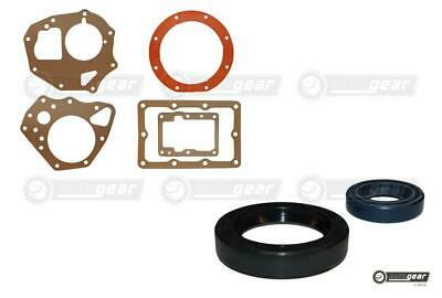 MGA MGB MGC 3 Synchro Gearbox Overdrive D Type Gasket Set and Oil Seal