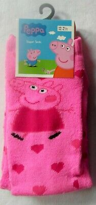 PEPPA PIG - Character Slipper Socks with Grippers