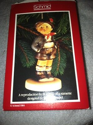 Schmid  Alpine Boy 1985 Third and Final Edition  New In Box