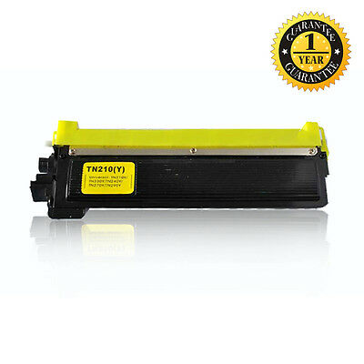 1PK TN-210 TN210(Y) Yellow Color Toner For Brother MFC-9325CW HL-3040CN 3070CW