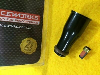 1/2 to full length 14mm O'ring Fuel INJECTOR EXTENSION Adapter E85 OK