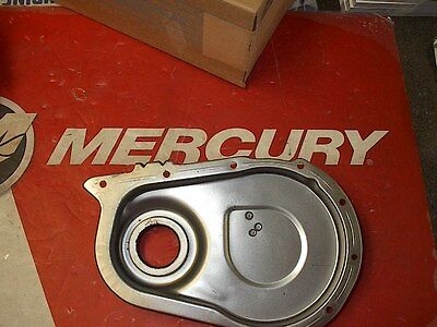 Mercruiser Crankcase Cover Assembly, P/N 75521 For Gm In-Line 6