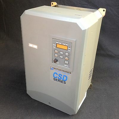 Motortronics CSD-420-N Variable Frequency AC Drive