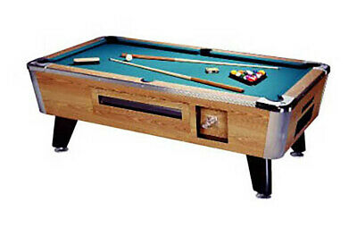 8' Great American Monarch Coin-Op Billiards Pool Table