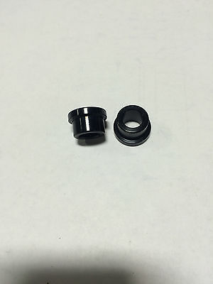 Eyelet Bushings Black Anodized 29.97mm width x 8mm ID Fits Fox 803-03-050