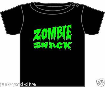 VIPwees Baby wachsen Walking With Zombies Strampler Junge Madchen