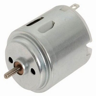 Round 3V DC Miniature Model Electric Motor 2mm Shaft 1.5-4.5V Arduino UK A402