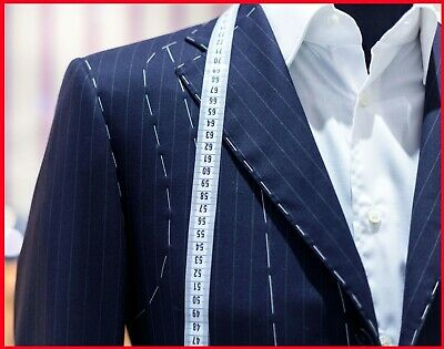 Create Your Custom MADE-to-MEASURE Bespoke Tailored Suit