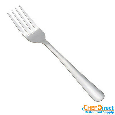 48 PCs Restaurant Quality Stainless Steel Dinner Fork Flatware Windsor